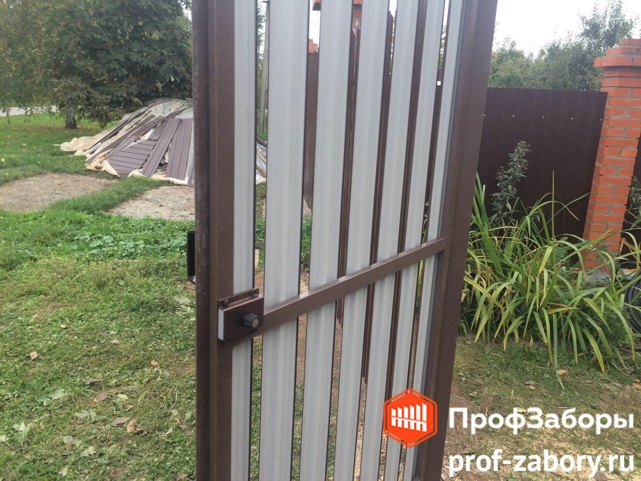 Заборы Из евроштакетника - Городской округ Подольск. Фото 3