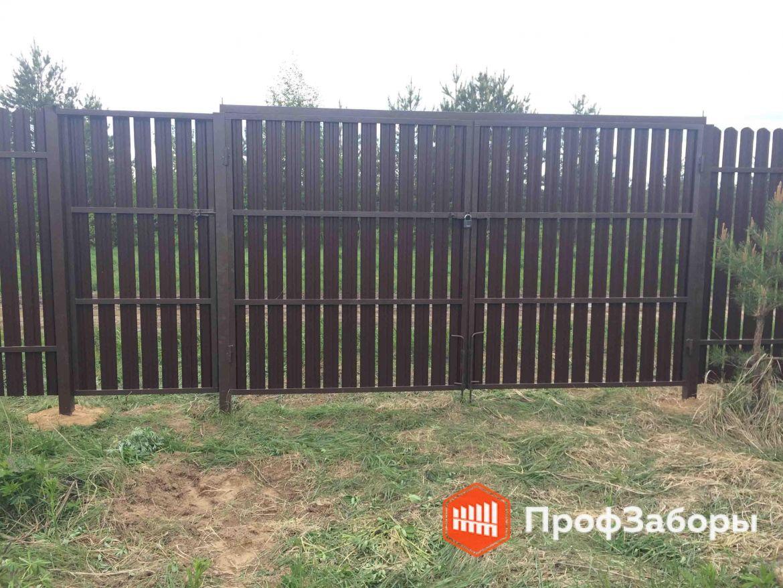 Заборы Из евроштакетника - Городской округ Королёв. Фото 1