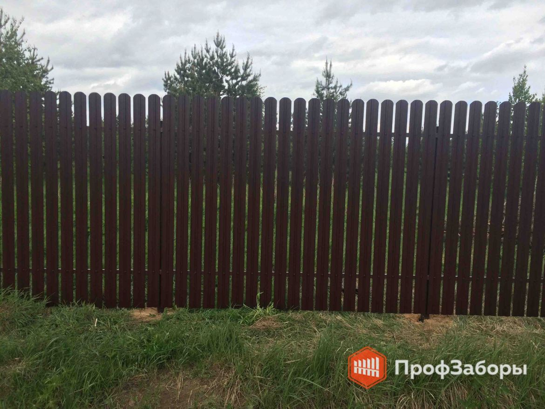 Заборы Из евроштакетника - Городское поселение Пущино. Фото 1