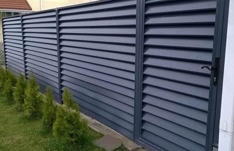 Забор-жалюзи цена