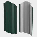 одностороннее полимерное покрытие